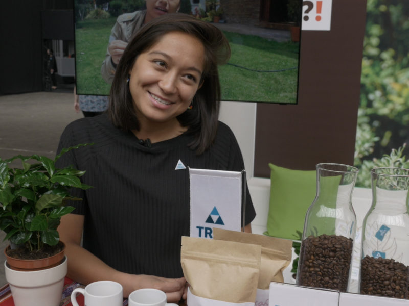 EDDS 2019 European Development Days TRIAS NGO Tropix Barista Coffee